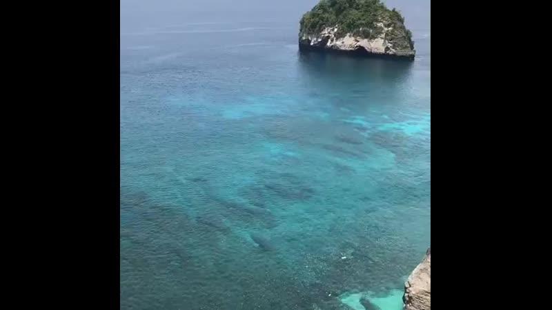 ОСТРОВ НУСА ПЕНИДА Индонезия