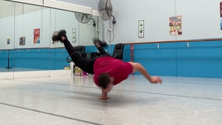 CRICKET and JACKHAMMER TUTORIAL | Master the Jackhammer | Learn to Breakdance