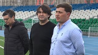Алексей Стукалов – новый главный тренер «Уфы»