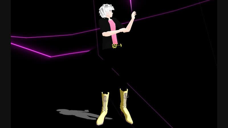 MMD Dance Underlust Papyrus