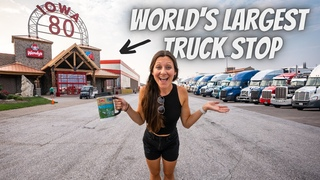 24 HOURS AT THE WORLD'S LARGEST TRUCK STOP