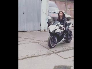 Непередаваемые эмоции от покупки мотоцикла! 😄 Ставь лайк, если знакомо это чувство, оставляй комментарий, если только мечтаешь о