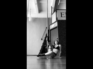 Alex Lee . Exotic Pole Dance . Smolensk