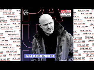 Paul Kalkbrenner LIVE @ Exit Festival [NEW LIVE SET WITH TRACK ID ON SCREEN] - 09/07/2021 - 02:00 am - 04:00 am