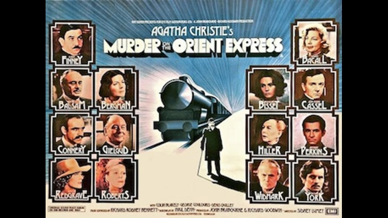 Murder on the Orient Express 1974 in English with english subtitles