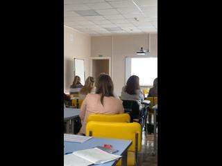 Видео от Логопедический кабинет МОУ«Лебяженский центр ОО»