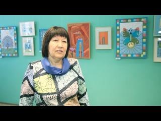 В Нефтекамске открывается выставка работ Зили Токаревой