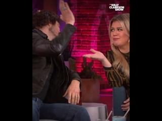 Йен Сомерхолдер в The Kelly Clarkson SHOW