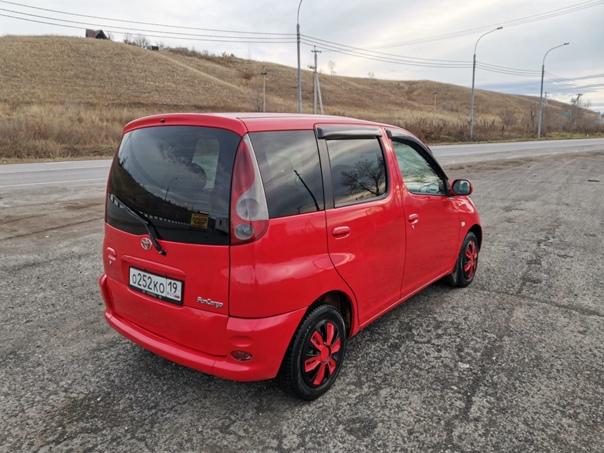 Toyota FunCargo 2000 год 1.3 АТ ОТС Цена...