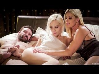 India Summer, Elsa Jean - The Fosters [Full HD, 1080p, Blowjob, Big Tits, Big Ass, Home, Blonde]