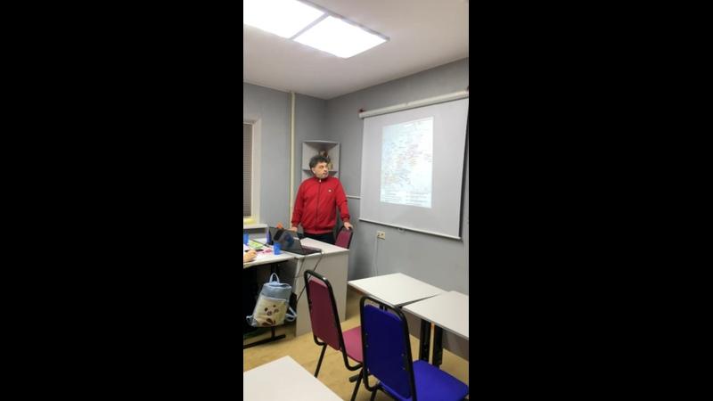 Видео от Подготовка к ЕГЭ и ОГЭ в городе Краснознаменск