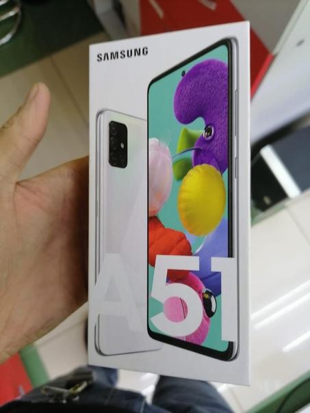 Samsung Galaxy A51 128 ГБ