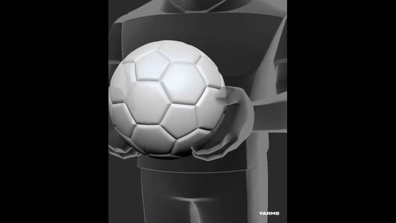 Borussia Dortmund X YARMS X Mighty Jaxx
