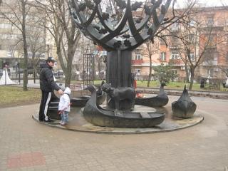февраль 2014, Минск - Одесса - Николаев