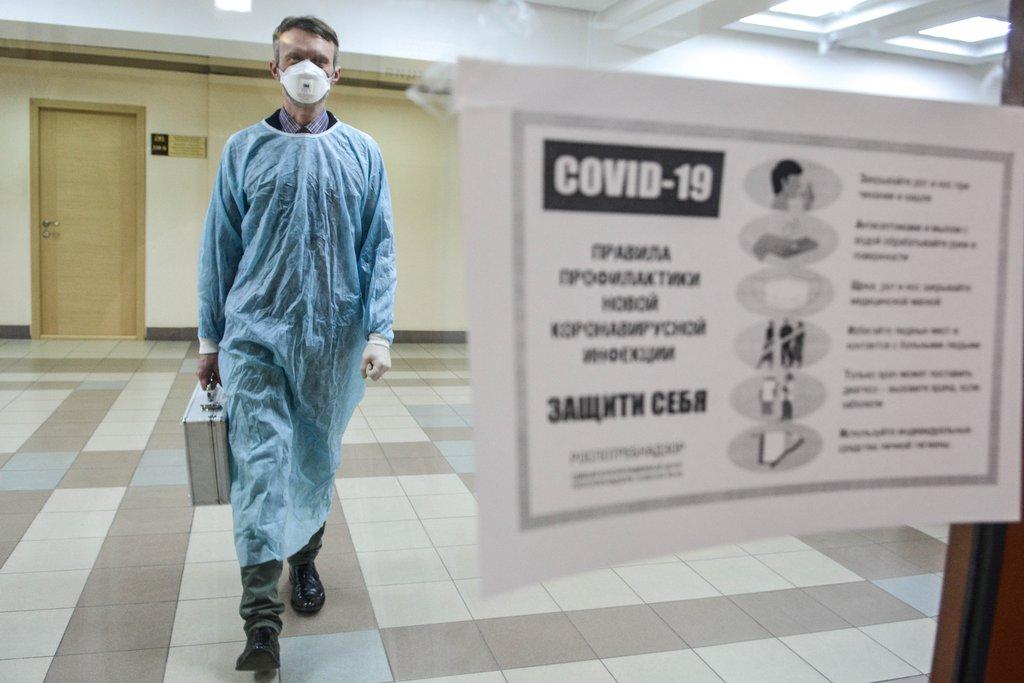 Количество заболевших COVID в КЧР перевалило за 17 тыс. с начала пандемии