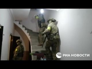 в Крыму, на Кубани, в Ростовской области и Карачаево-Черкесии) задержаны 19 исламисто