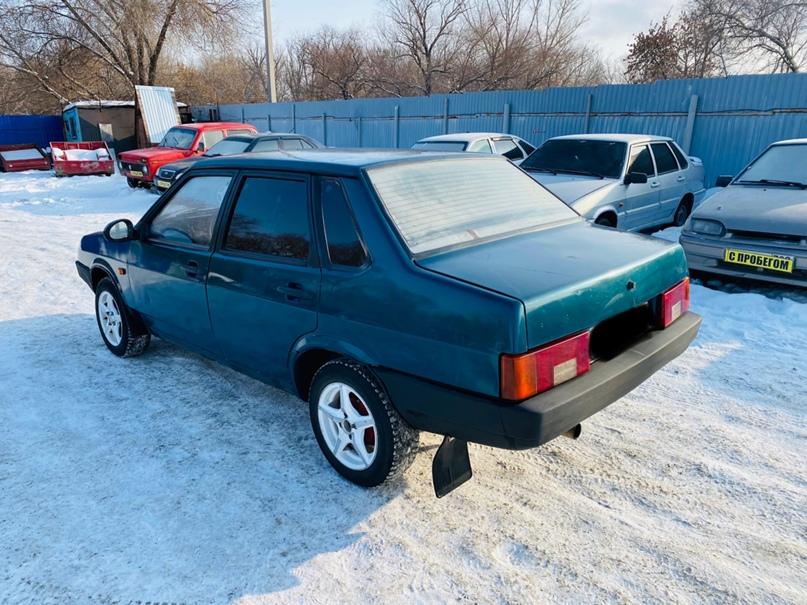 Купить ВАЗ 21099, двигатель 8 клапанный | Объявления Орска и Новотроицка №13879