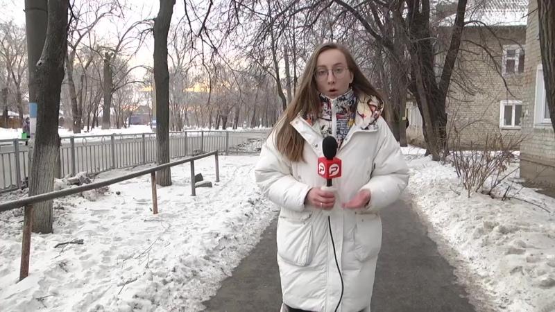Марина Тимофеева про сосульки и гололёд