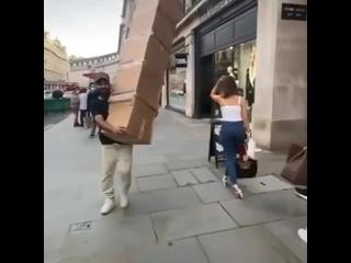 Хорошая реакция у девушек
