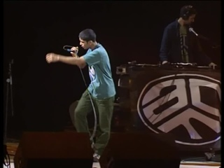 Asian Dub Foundation — Black White • The Paris Concert For Amnesty International 1998
