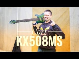 САМЫЙ КРУТОЙ БЮДЖЕТНЫЙ ВОСЬМИСТРУН CORT KX508MS (Обзор)