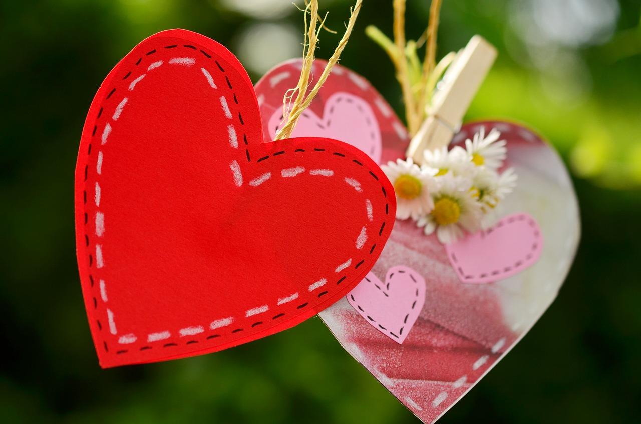 Школьников Нижегородского научили делать валентинки. Фото pixabay.com