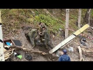 VL ru - Во Владивостоке возле АЗС нашли предмет, похожий на боеприпас