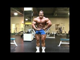 Jay Cutler Trains Arms (1999)
