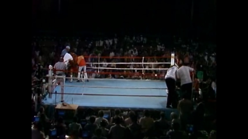 Muhammad Ali George Foreman October 30 1974 Rumble in the Jungle