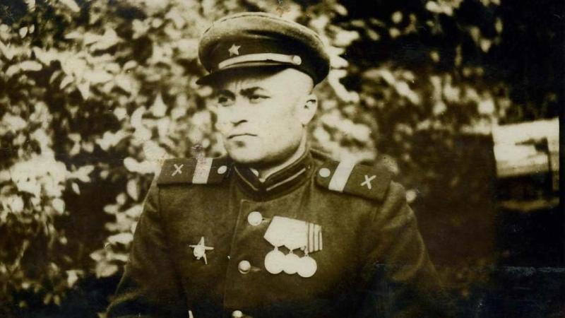 Лица победы. Николай Иванович Антониади