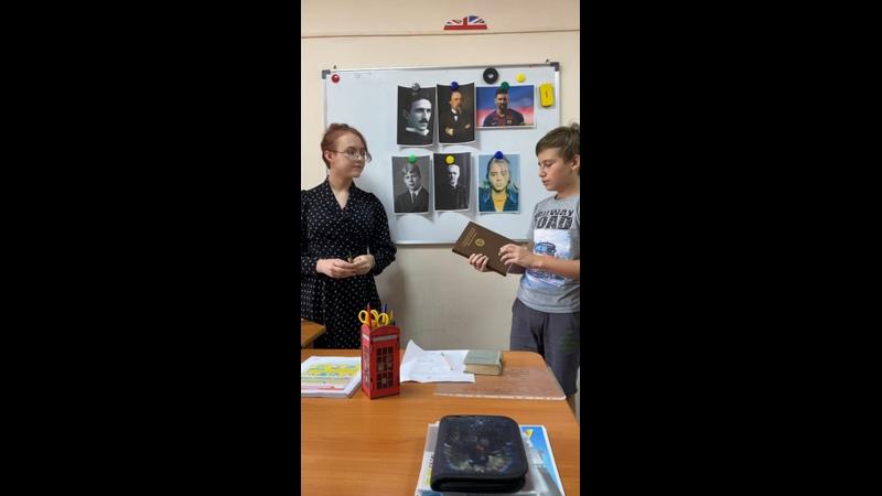 Видео от Детская студия SMILE в Назарово
