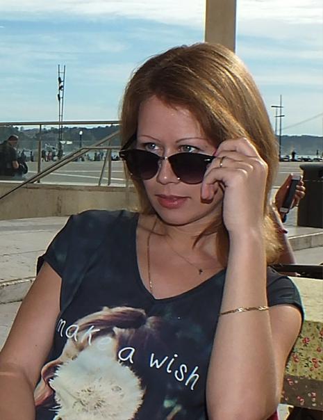 Анна Царегородцева, Санкт-Петербург, Россия