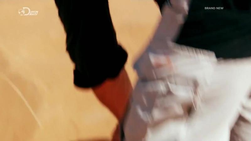 Беар Гриллс По Стопам Выживших HD 720p Escape From Hell 1x03 Пустыня