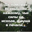 Фотоальбом Камиллы Камаловой