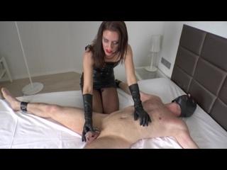 Lady Bellatrix - Humiliated Chastity Slave