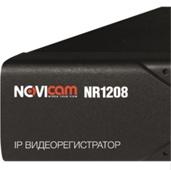 NOVICAM PRO NR1804 (ver.307)4х канальный профессиональный 4К IP видеорегистратор