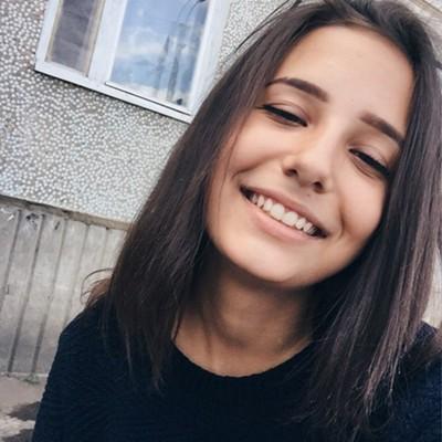 Настя Воронина