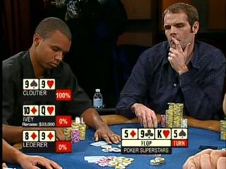 Poker Superstars Invitational Tournament. Season1. Episode 5