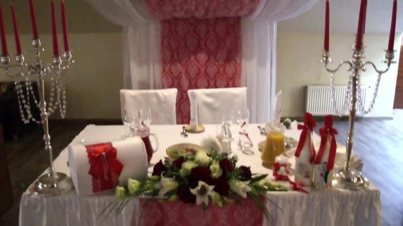 Оформление свадьбы в ресторане Ильмень