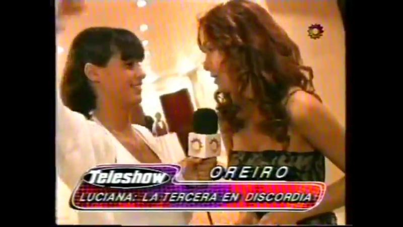 Natalia Oreiro . Teleshow . Informe 1997