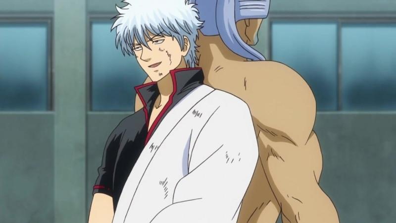 Гинтама седьмой сезон Gintama Shirogane no Tamashii hen 8 из 12 9 серия 5 марта