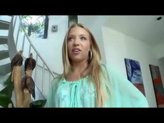 Interview Cute Alyssa Branch 480p