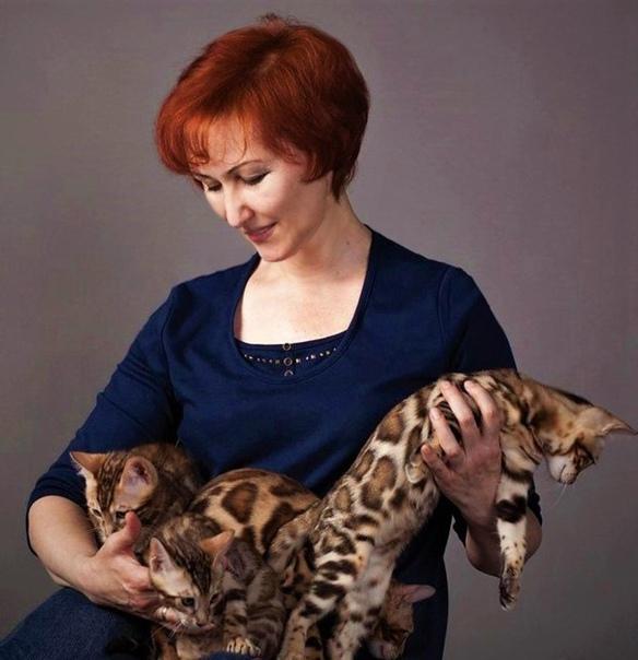 Татьяна Любич, Санкт-Петербург, Россия