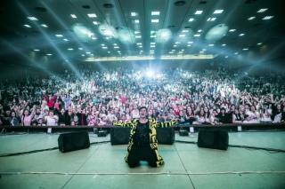 г. Уфа - Концерт во Дворце Молодежи (6.06.2018)