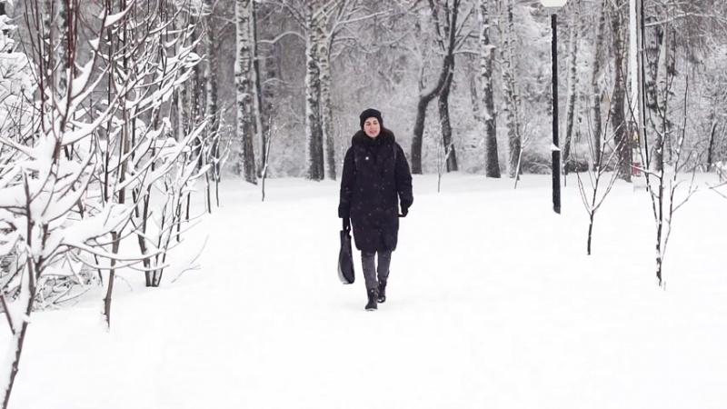 Как правильно ходить в гололёд