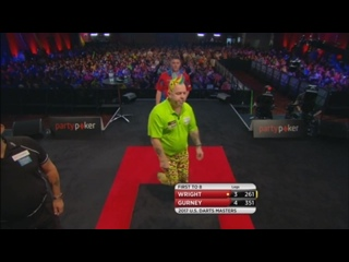 Peter Wright vs Daryl Gurney (PDC US Darts Masters 2017 / Quarter Final)