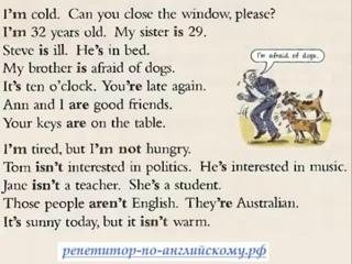 Как проходят уроки английского языка. Шутка