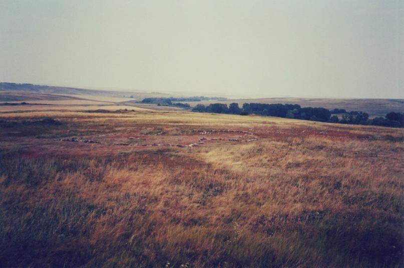 Пейзажи Каргалы