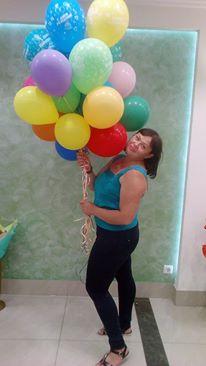 Оленька Тимченко, Украина