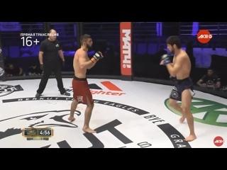 Финал 65 кг: Имам Хизриев - Биберт Туменов